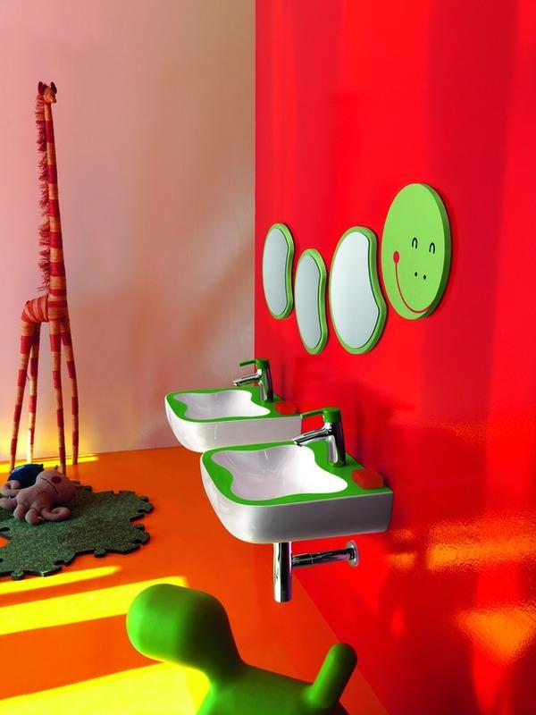 Florakids Bathroom by Laufen 3