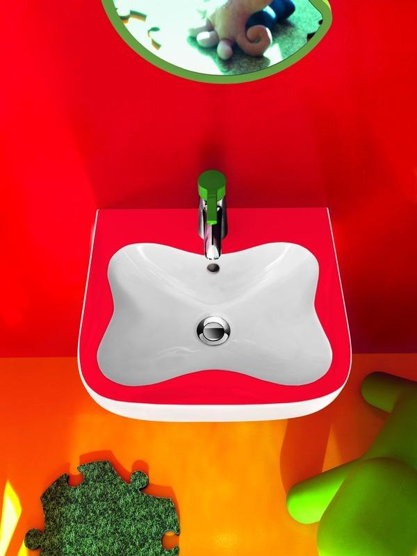 Diseno De Baños De Ninos:Creative Kids Bathroom