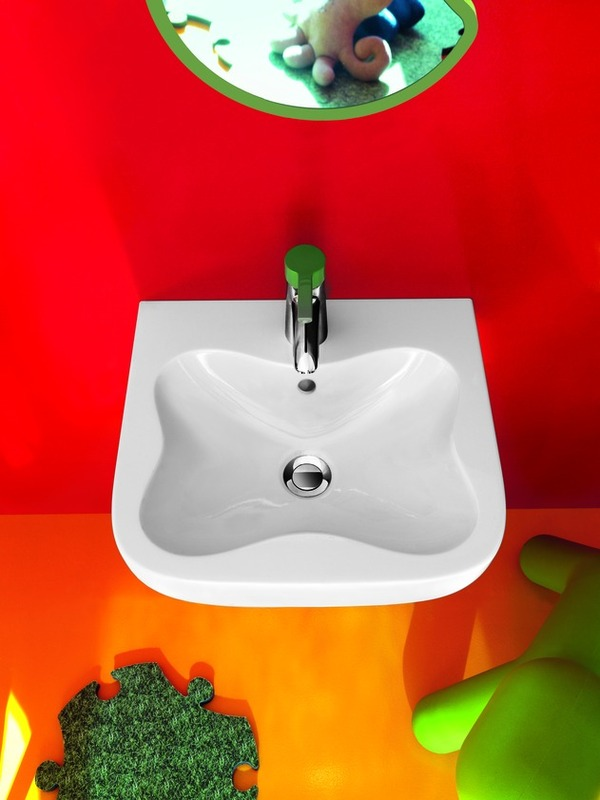 Florakids Bathroom by Laufen 9
