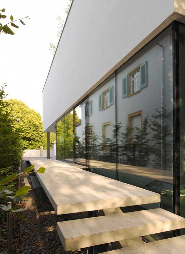 Four-Story High House R by Architect Roger Christ 15
