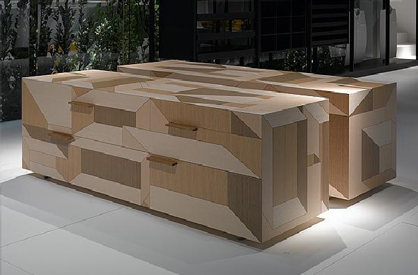 Inlay Wood Furniture Design