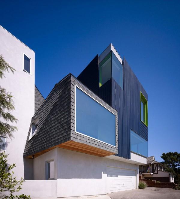 Los Feliz Residence by Techentin Buckingham Architecture 3