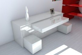 Amazing T@tris Furniture by Pedro Machado