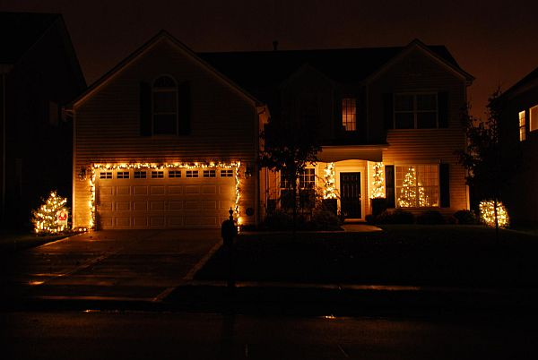 Outdoor Christmas Decorations 5