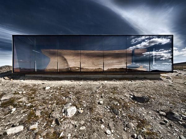 Pavilion For Reindeer-Spotting