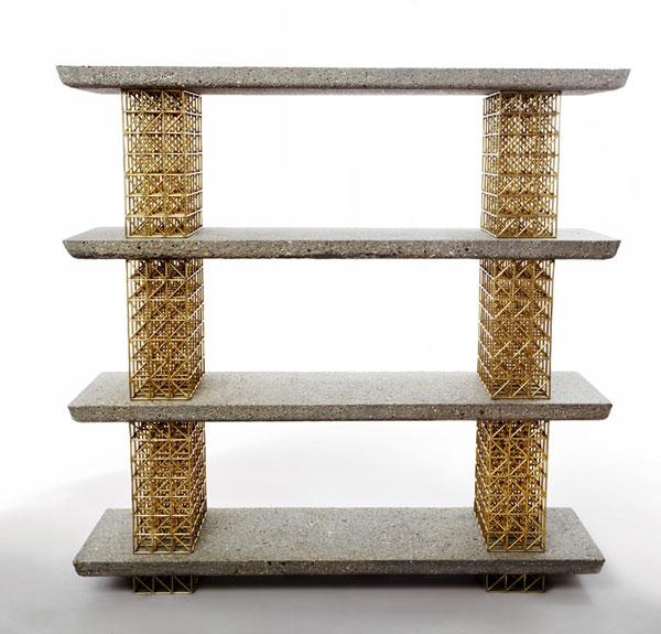 Philippe Malouin %E2%80%93 Gridlock 2 2 Concrete and grid patterns: Philippe Malouins – New Works (Gridlock 2)
