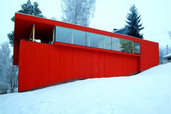 Red House by JVA 6