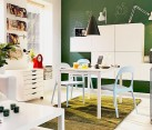 Small Space Dining Rooms kids