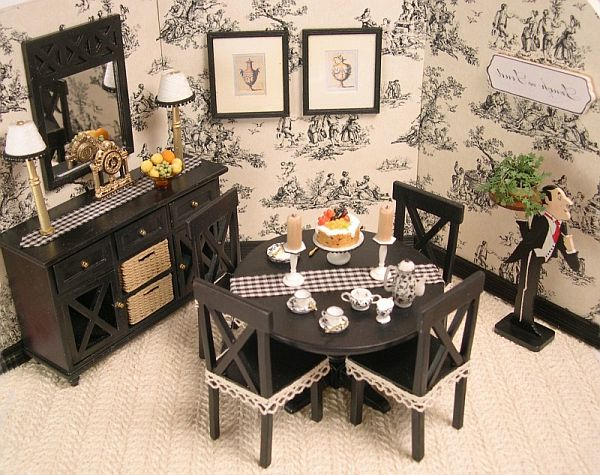 View In Gallery Small Space Dining Rooms Small Space Dining Rooms: Decorating  Ideas