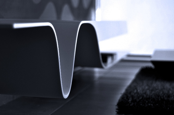 TV Unit With a Futuristic Design by Erhan Afsaroglu 4