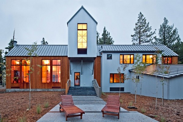 Tahoe Ridge House 1