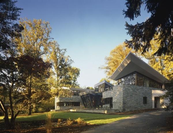 The Glenbrook Residence 2 Glenbrook Residence in Bethseda is a Dream Come True