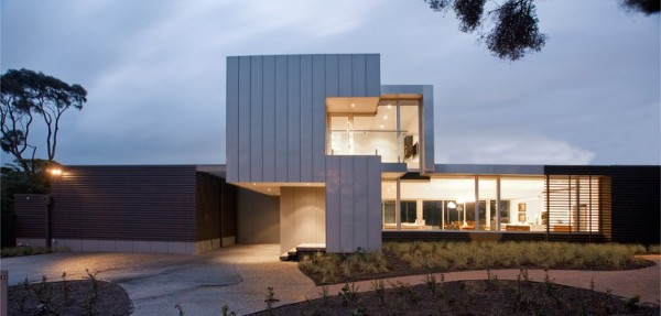 The Tramway Residence 1 Melbourne Tramway Residence is a Big and Trendy Dream Home