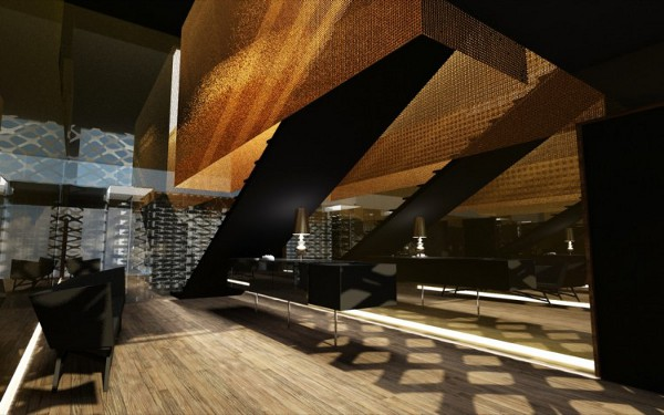 Tori Tori Restaurant by Rojkind Arquitectos and Esrawe Studio 14