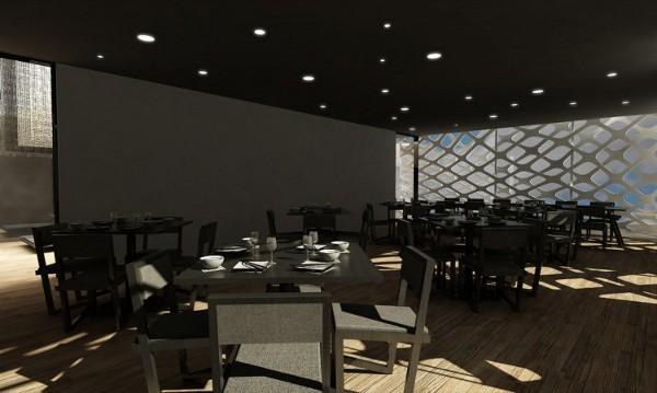 Tori Tori Restaurant by Rojkind Arquitectos and Esrawe Studio 18