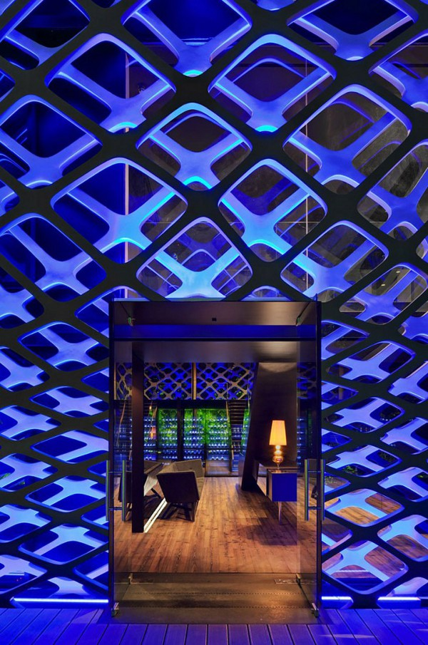 Tori Tori Restaurant by Rojkind Arquitectos and Esrawe Studio 5