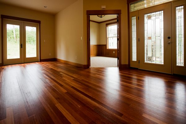 Wooden floors How to Refinish Wood Floors