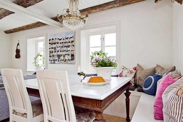 casual dining rooms. View In Gallery Casual Dining Rooms  Decorating Ideas For A Soothing Interior