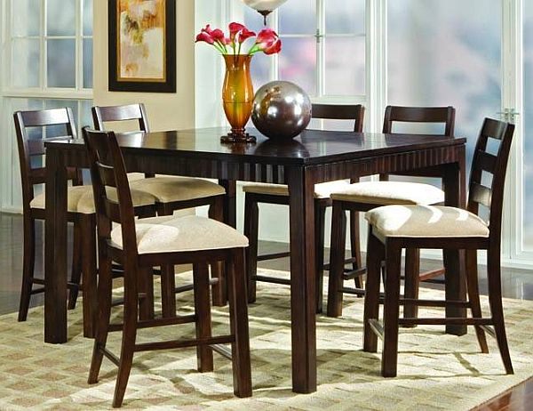 Casual dining table decorating ideas photograph casual din for Casual dining room