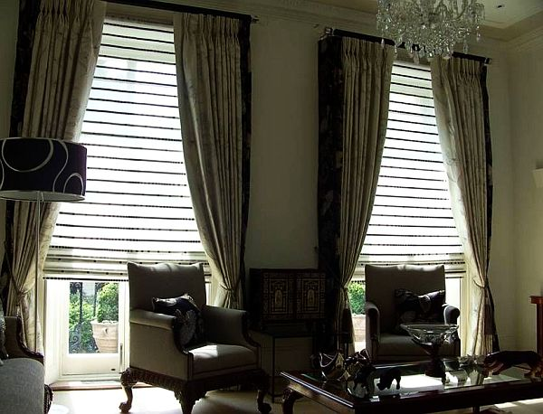 Cleaning and care tips for curtains draperies lace Contemporary drapes window treatments