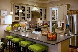 Multifunctional Kitchen Islands: Cook, Serve and Enjoy
