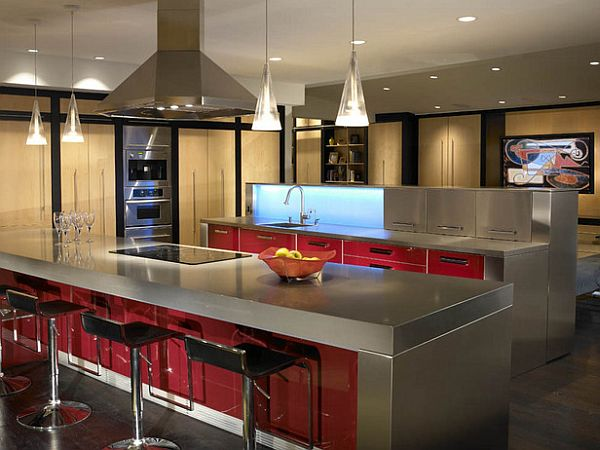 Exceptionnel View In Gallery. Kitchen Islands Come Across As Quite Useful Especially  When ...