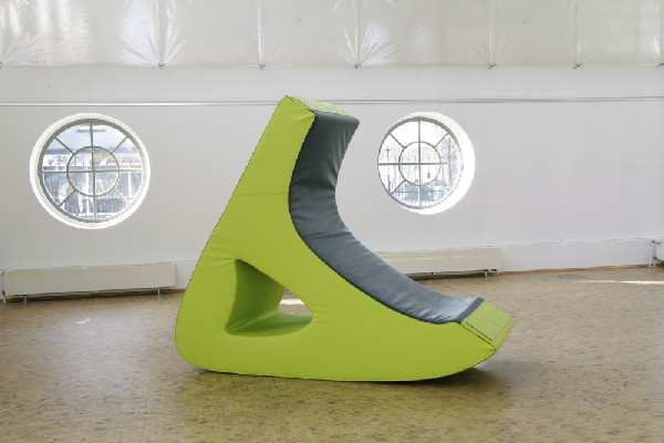 the CUBE 10 Melted CUBE Seating Unit is Extremely Flexible [Video]