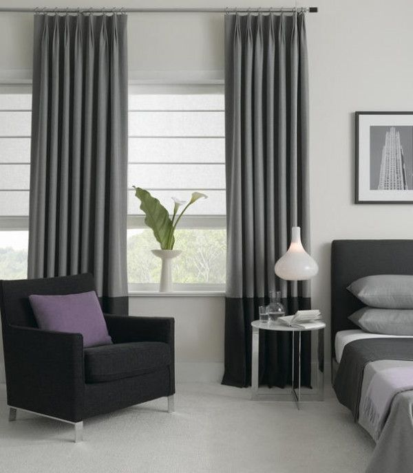 Quick and easy window treatment ideas on the cheap - Modern window treatment ideas ...