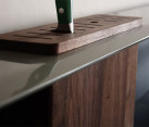 Backsplash Shelf With Integrated Knife Block from Viola Park 3