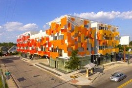 Bercy Chen East Village Sports Green Properties