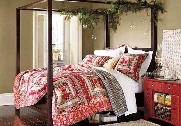Holiday Bedding King