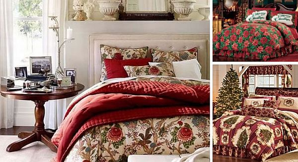 Christmas Bedding Sheets Christmas Themed Bedding For a Cozy Bedroom
