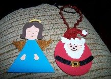 Christmas Crafts for Kids 2
