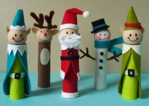 Christmas Decorations And DIYs For Kids Are A Great Way Of Making Them A  Active Part Of The Decorating The House For Holiday Season Even While  Keeping Them ...