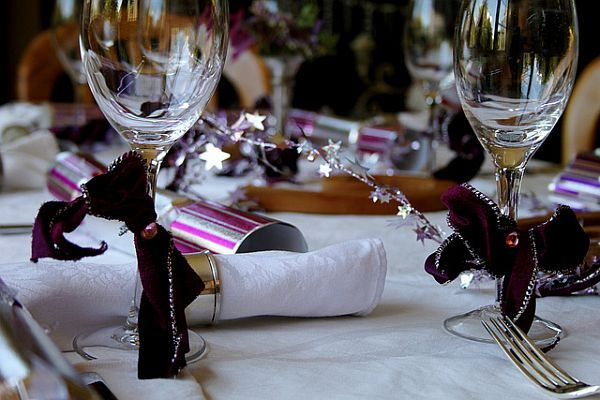 Christmas Table Decorations Inspiration 2