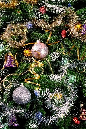 Christmas Tree Ornaments 6