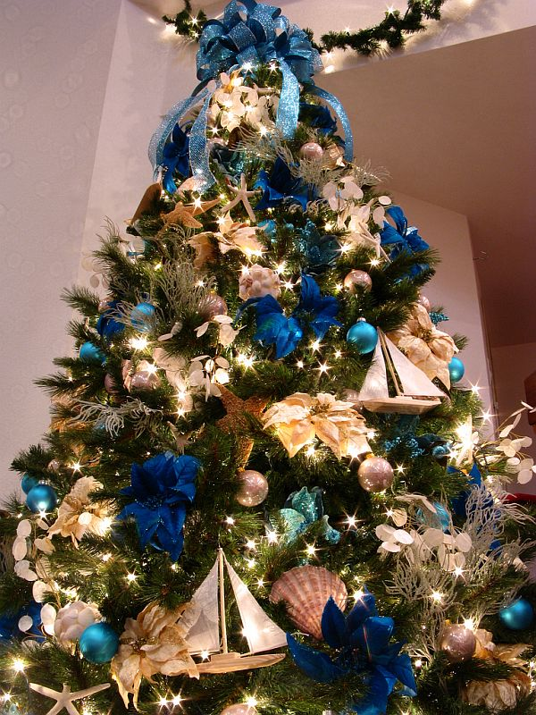 Different Christmas Tree Themes