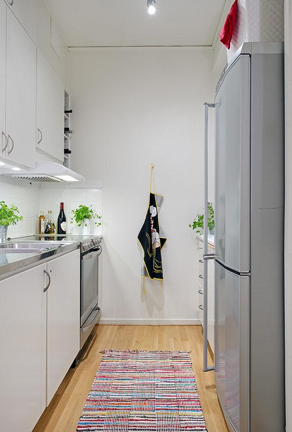 Contemporary Apartment by Alvhem 10