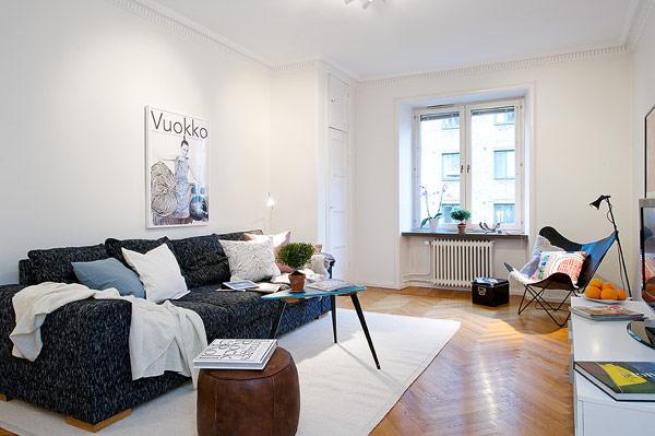 Contemporary Apartment by Alvhem 2