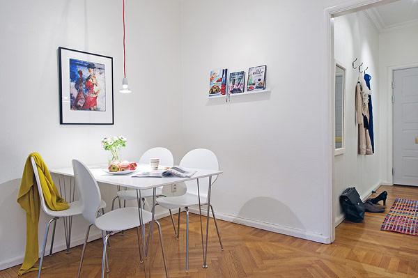 Contemporary Apartment by Alvhem 6