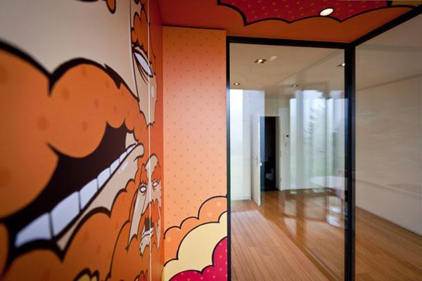 Contemporary Apartment from Metaform 11
