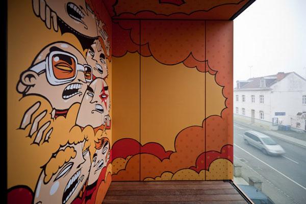 Contemporary Apartment from Metaform 16