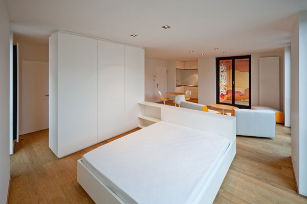 Contemporary Apartment from Metaform 18