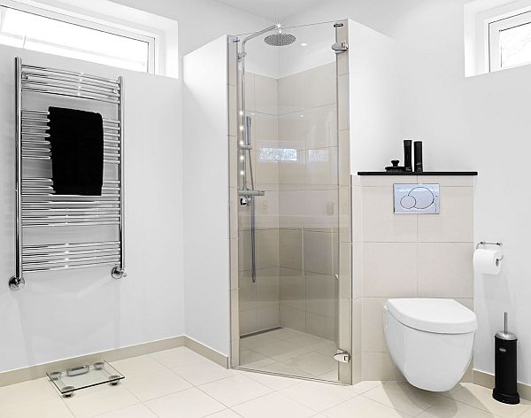 variety of DIY wet room kits available for various sizes of wet room ...