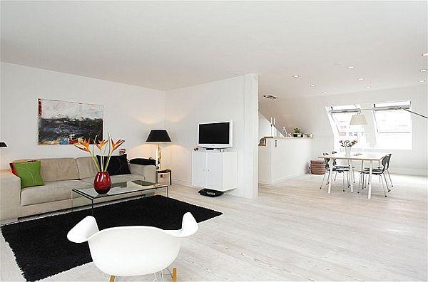 Luxurious Copenhagen Apartment overlooking the city