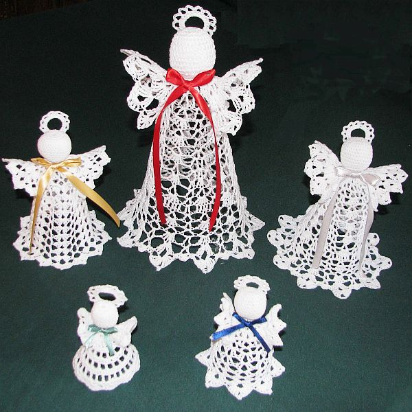 Crochet Patterns Xmas Tree Decorations : Liked the story? Share it with friends.