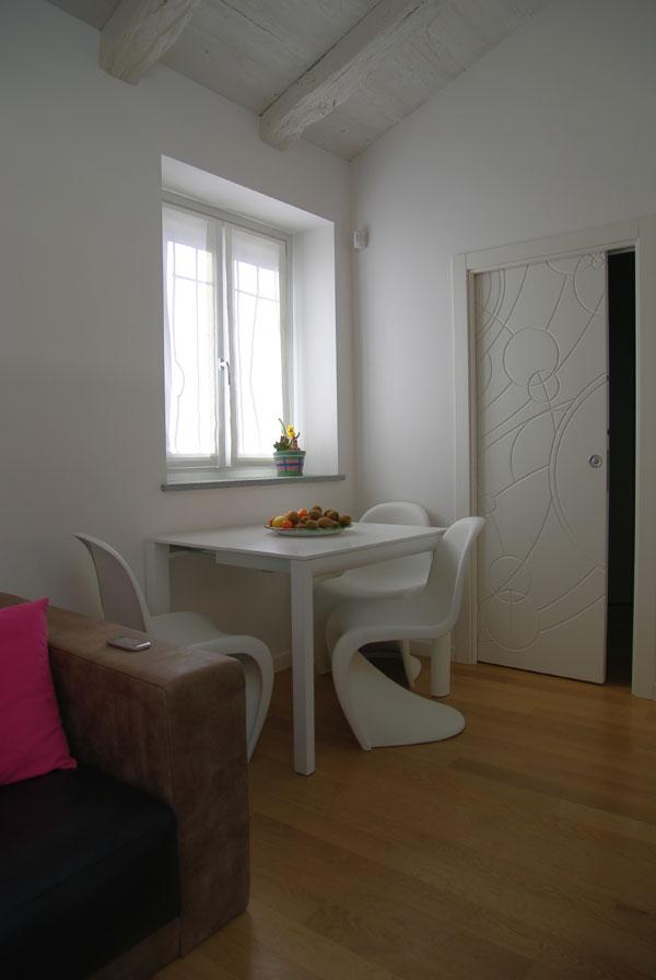 Dynamic Apartment Design In Cuneo