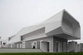 Fez House by Alvaro Leite Siza Vieira is a Laboratory of Dreams