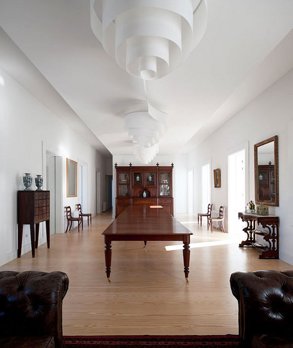Fez House 30 Fez House by Alvaro Leite Siza Vieira is a Laboratory of Dreams