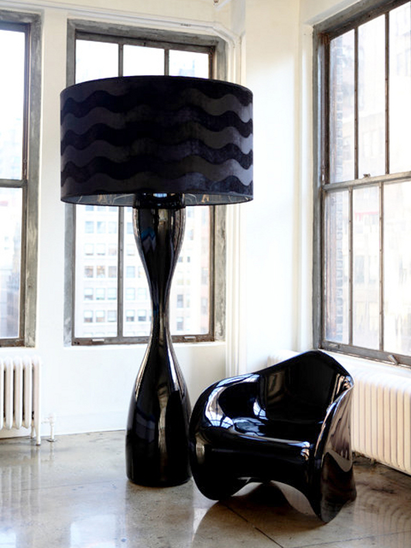 Floor Lamps by Viso 1 Floor Lamps by Viso are Bold and Beautiful